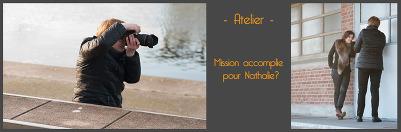 workshop caen cargo portrait technique photo numérique apprendre réglages bases cours photos techniques nikon canon
