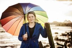 photographe mariage caen enterrement de vie de jeune fille versur mer fête déguisement reportage calvados côte normande