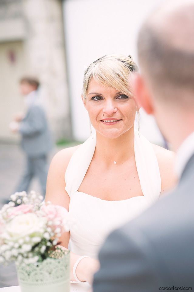 reportage photos cérémonies mariéé marié photos naturelles authentiques normandie