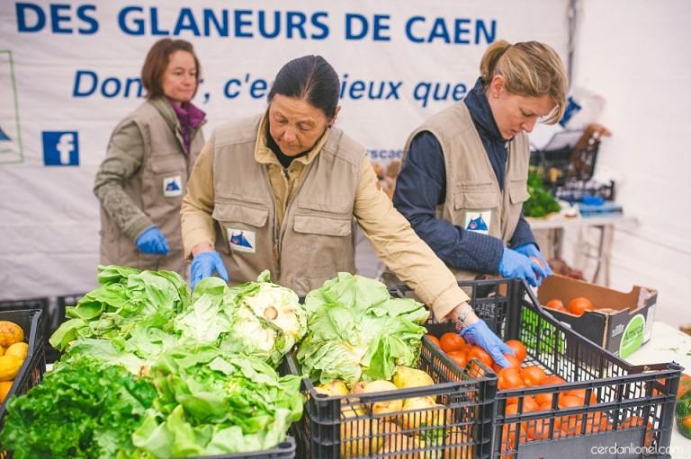 La Tente des Glaneurs de Caen